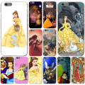 Beauty and the beast beautiful Beast Fall In Love Hard Transparent Case Cover for iPhone 4 4S 5 5S SE 5c 6 6s 7 7 Plus