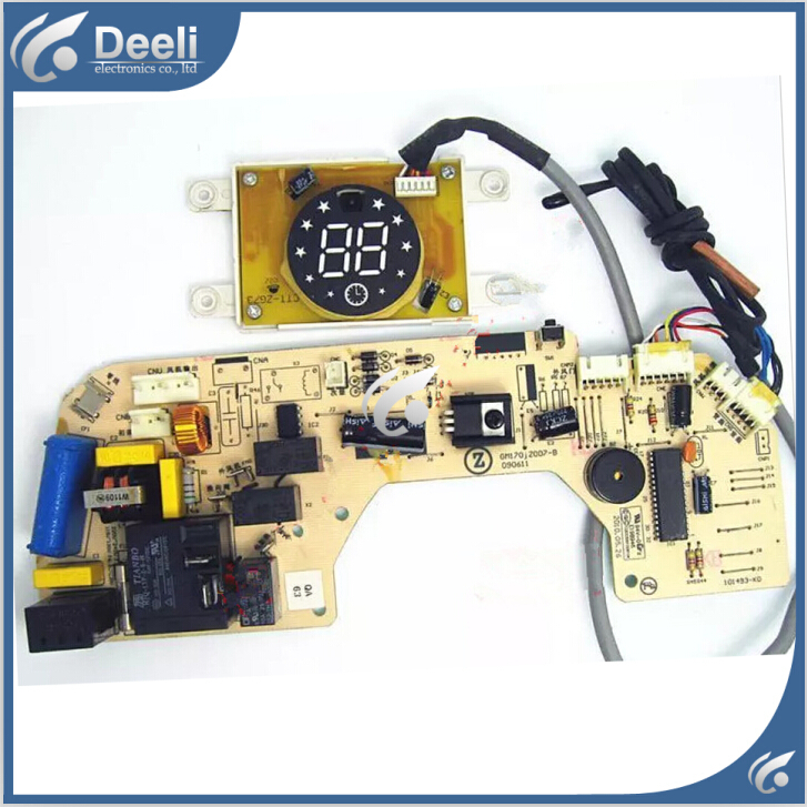 95% new good working for air conditioning computer board motherboard KFR-35GW/A75 ZGAM-73-2D on sale indoor air conditioning parts mpu kfr 35gw dy t1 computer board kfr 35gw dy t used disassemble