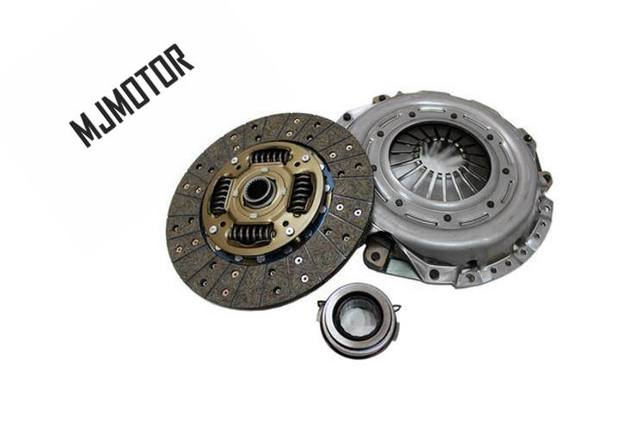 3pcs/kit Clutch Pressure Plate / Clutch Disc / Release Bearing for Chinese SAIC ROEWE MG3 Auto car motor parts 30005117