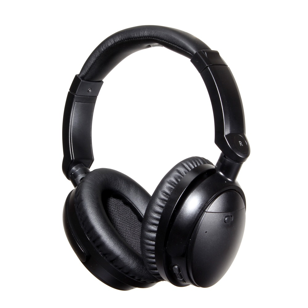 Active Noise Cancelling Wireless Bluetooth Headphones wireless Headset with microphone for phone iPhone Samsung huawei shoot 4 0 wireless bluetooth headphones for iphone xiaomi android phone with microphone bluedi on ear noise isolating headset