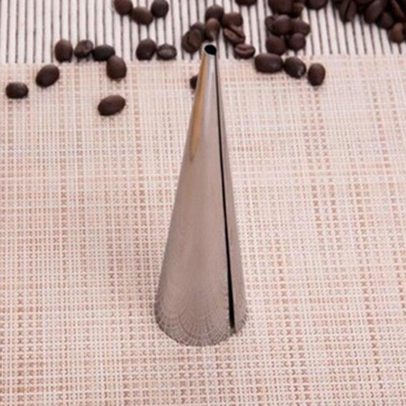 Спиральная форма для печенья спиральный круассан инструмент Рог инструмент для выпечки круассанты рулон хлебная выпечка применимый Серебряный креативный