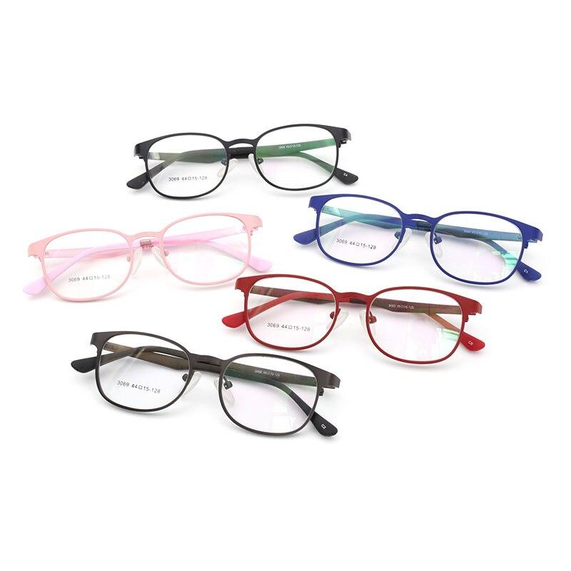 Hohe Qualität Sicher Vision Korrektur Brillen Rahmen Optische Jungen ...