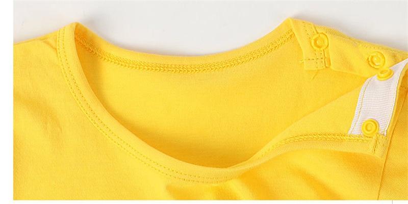 Zomer baby rompertjes katoenen baby meisje kleding mode baby jongen - Babykleding - Foto 5