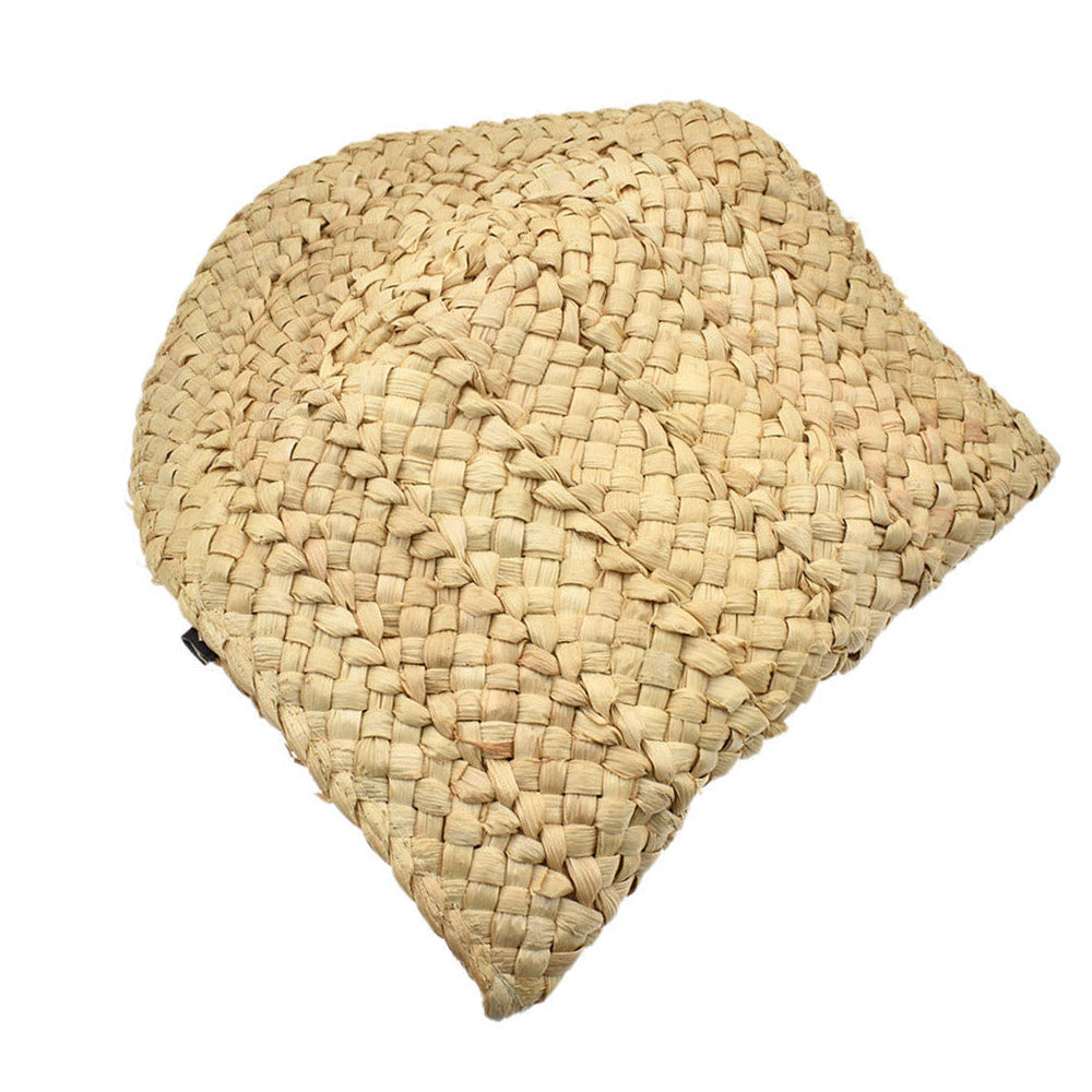 Bohemian Women Straw Bag Clutch Bags Female Handbag Handmade Rattan Bag Corn Peels Woven Summer Casual Beach Pocket