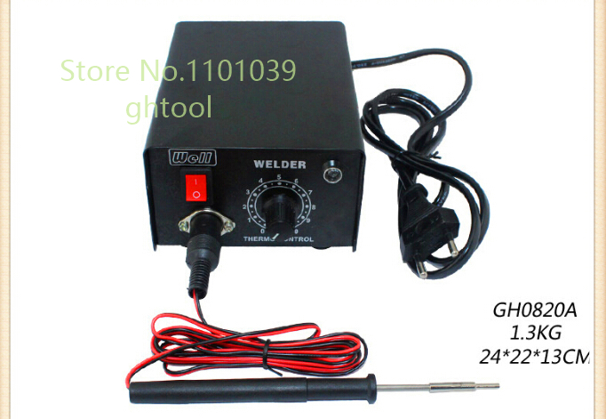 Free Shipping Jewelry Making Tools 220V Wax Welding Machine Jewelry Wax Welder jewelery tools