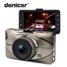 Dash Novatek 96655 Samochodów Kamera Full HD 1920×1080 P 30Fps Samochodów Rejestrator Dvr Camera 3.0 Cal Car Cam Noktowizor Wideo rejestrator