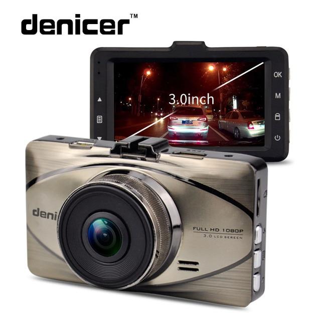 НОВАТЭК 96655 автомобильный Регистраторы dashcam Full HD 1920x1080 P 30Fps Carcam 3.0 дюймов Видеорегистраторы для автомобилей тире Камера Ночное видение видео Регистраторы