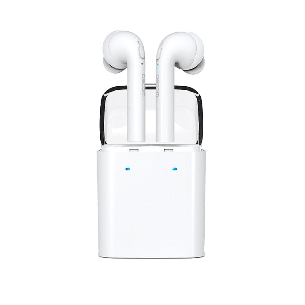 ФОТО New Arrival! Mini Twins Wireless Bluetooth V4.1 In-ear Earphones Stereo Earphones Earbuds For iphone 7 For Airpods Android Jan16