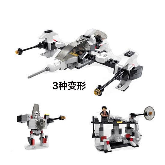 Models building toy 20206 Star Wars the phantom ships base 190Pcs ...