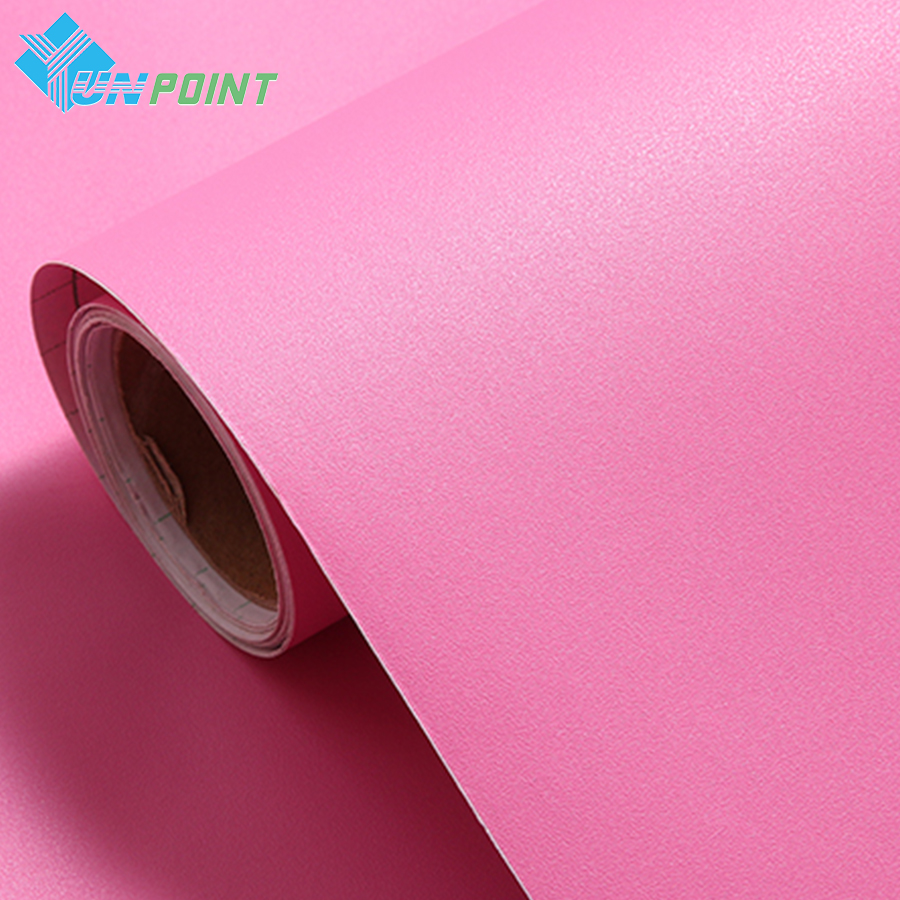 3m thick self adhesive wall paper waterproof pvc wall for Adhesive decoration