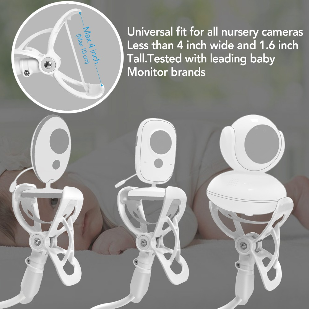 Image 4 - Universal Phone Holder Stand Bed Lazy Cradle Long Arm Multifunction Adjustable Baby Monitor Mount Bracket Camera For Shelf X5-in Phone Holders & Stands from Cellphones & Telecommunications