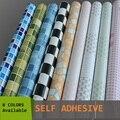 5 Метров Roll самоклеящаяся мозаика обои кожуры и придерживаться масло/водонепроницаемый виниловая плитка ПВХ стены бумага для кухни ванная комната окна/стены