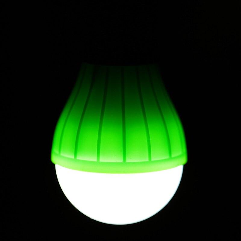 Портативный Аварийного Палатка Мягкий свет открытый висит SOS 3 светодиодный Lanters лампы рыбалка Фонари Пеший Туризм энергосберегающие лампы ...