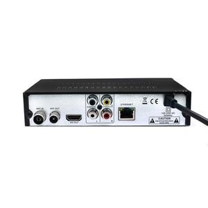 Image 2 - 2020 hd 1080p DVB T2 receptor de sinal digital conjunto caixa superior dvb t2 receptor terrestre h.264 dvb sintonizador de tv com suporte rj45 wi fi