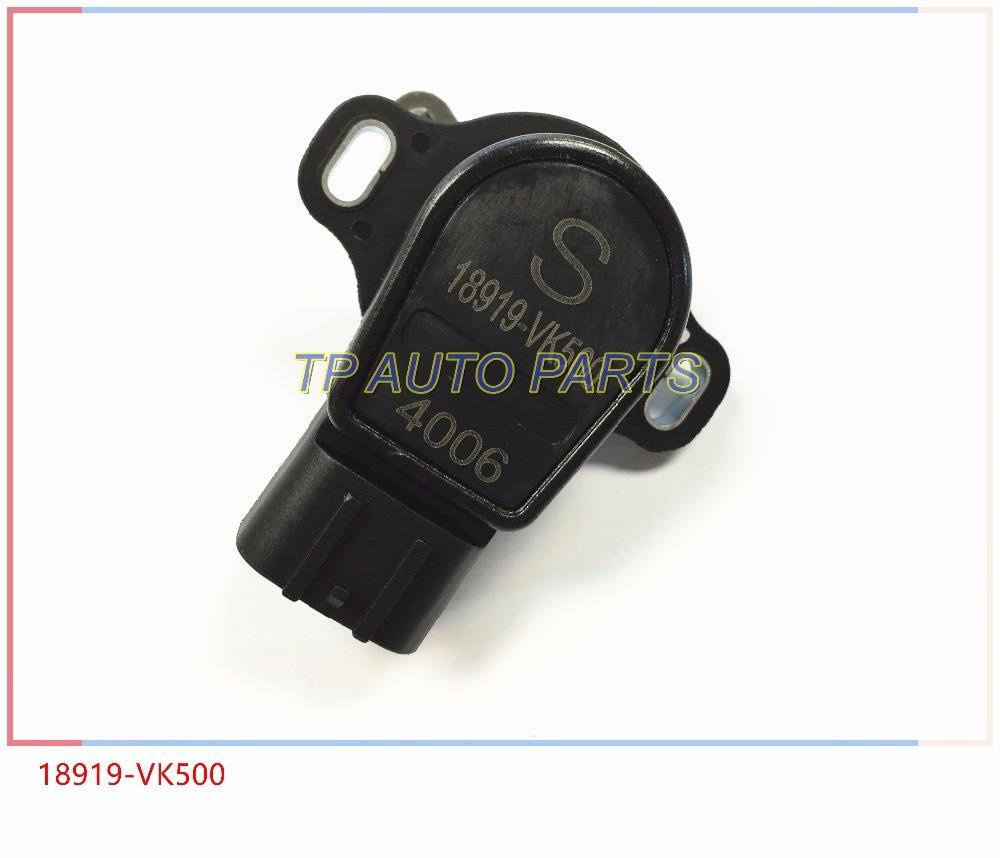 Keenso Position Sensor Accelerator Pedal Assy for Nissan 350Z Sunny X-trail 18919-VK500 18919-VK500 Position Sensor