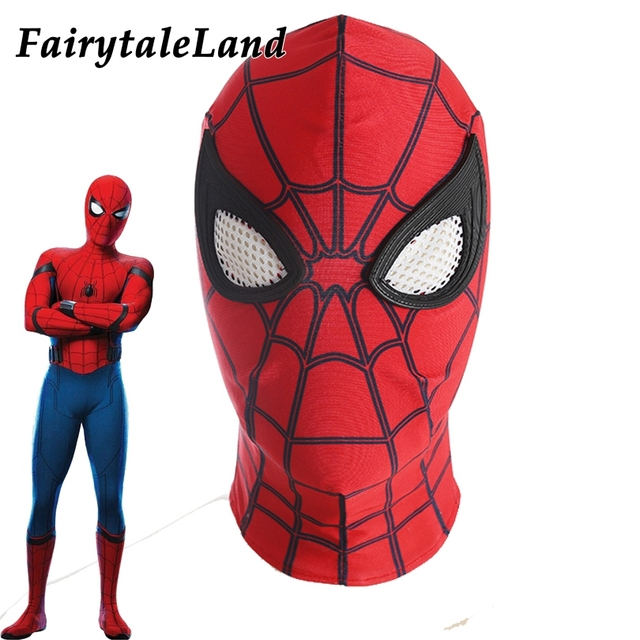 Aliexpress.com : Buy Spider man Mask Halloween costume accessories ...