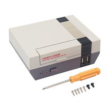 Big discount NESPi Case for Raspberry Pi 3 2 B+ by Old Skool Tools Plastic RPI 3 Case Classical NES Style Portable DIY Kit Free Shipping