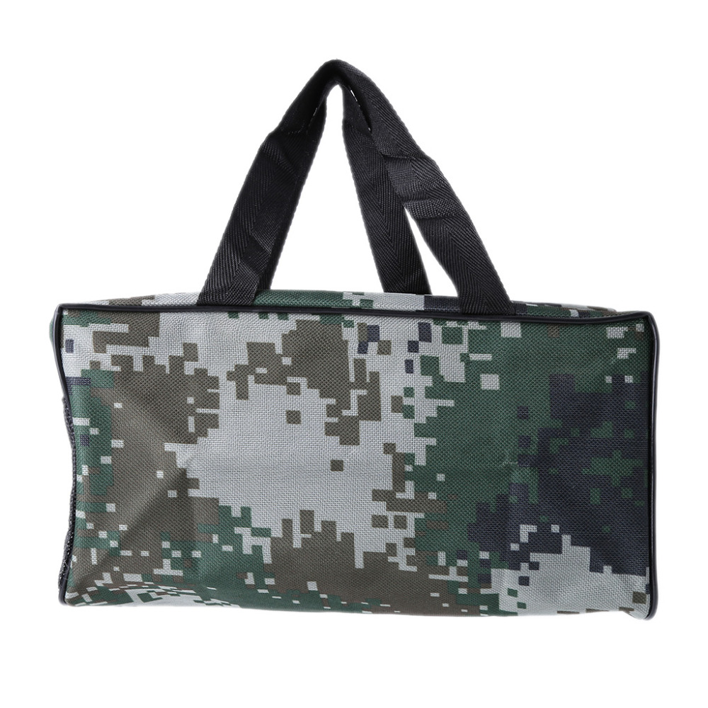 THINKTHENDO Fashion Travel Bag Zipper Camouflage Clothing Packing Toiletries Organizer Wash bag For Women Men