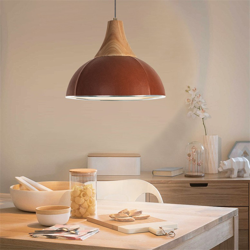 Loft Style Single Droplight Simple Modern LED Pendant ...