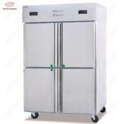 GD серии 2/4/6 двери промышленный кухонный холодильник и машина морозильная камера