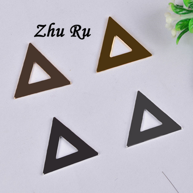 10pcslot Zhu Ru 1908mm Triangle Shoes Clothes For Diy Supplies