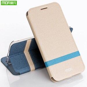 Image 3 - MOFi Flip Case voor Huawei Honor 10 Lite PU Lederen TPU Flip Cover Flip Telefoon case voor Huawei Honor 10 lite Coque capa behuizing