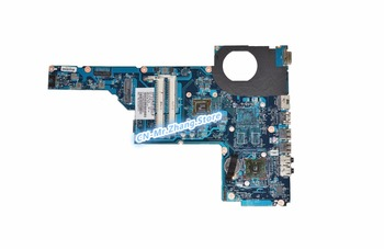 SHELI FOR HP PAVILION G6 G7 Laptop Motherboard W/ for E450 CPU 657146-001 6050A2412701-MB-A02 DDR3