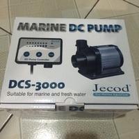 marine DC pump JEBAO JECOD DCS series quiet ECO frequency conversion water pump DCS2000/DCS3000 AC 110 240V