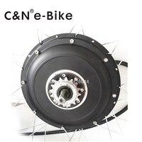 48v 96v 5000w Brushless Gearless Hub Motor For Electric Bike 5kw Electric Bike Hub Motor