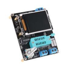 GM328 Mega328 Транзистор тестер LCR диод емкость ESR напряжение частотомер ШИМ квадратная волна генератор сигналов частоты