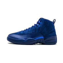 ed20365bdbb74 Jordan Retro 12 XII Men Basketball Shoes wool the master University Blue  gym red GS Barons. 19 Colors Available