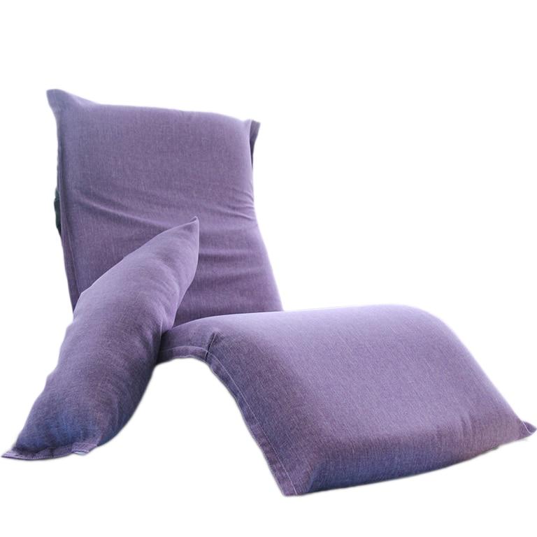Sofa Bed Simple Fashion Cloth Slacker Sofa Can Be Deformed