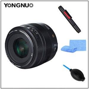 Image 5 - YONGNUO YN50mm F1.4N E Standard di Primo Obiettivo 50mm F1.4 Grande Apertura Per Nikon D5 D4 D3 D810 D800 D750 d300 D7100 D7000 D5600 ecc