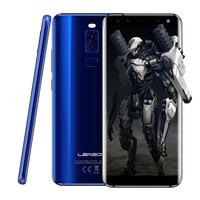 LEAGOO S8 4 Cameras Mobile Phone 13MP 5 72 18 9 Display Android 7 0 Fingerprint