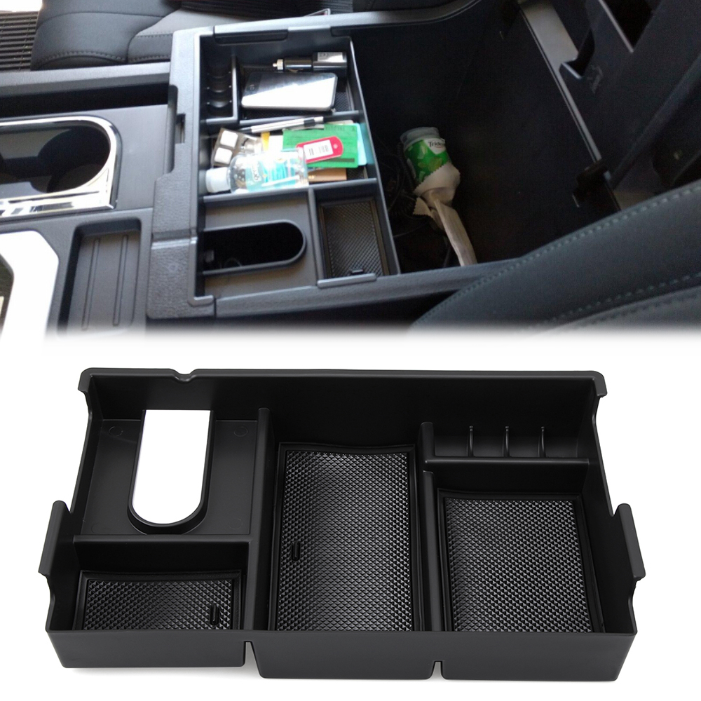 Car accessories car glove box armrest box secondary storage for car accessories car glove box armrest box secondary storage for toyota tundra 2014 2017 in stowing tidying from automobiles motorcycles on publicscrutiny Image collections