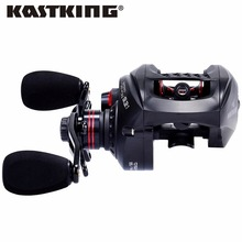 KastKing Speed Demon 9.3:1 High Speed Baitcasting Reel Ultralight 12+1 Ball Bearings River/Lake Lure Fishing Reel