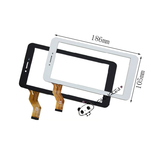 """7"""" Touch Screen Digitizer Glass Panel For Irbis Pad TX18 / Pad TX69 / Pad TX71 / Pad TX72"""