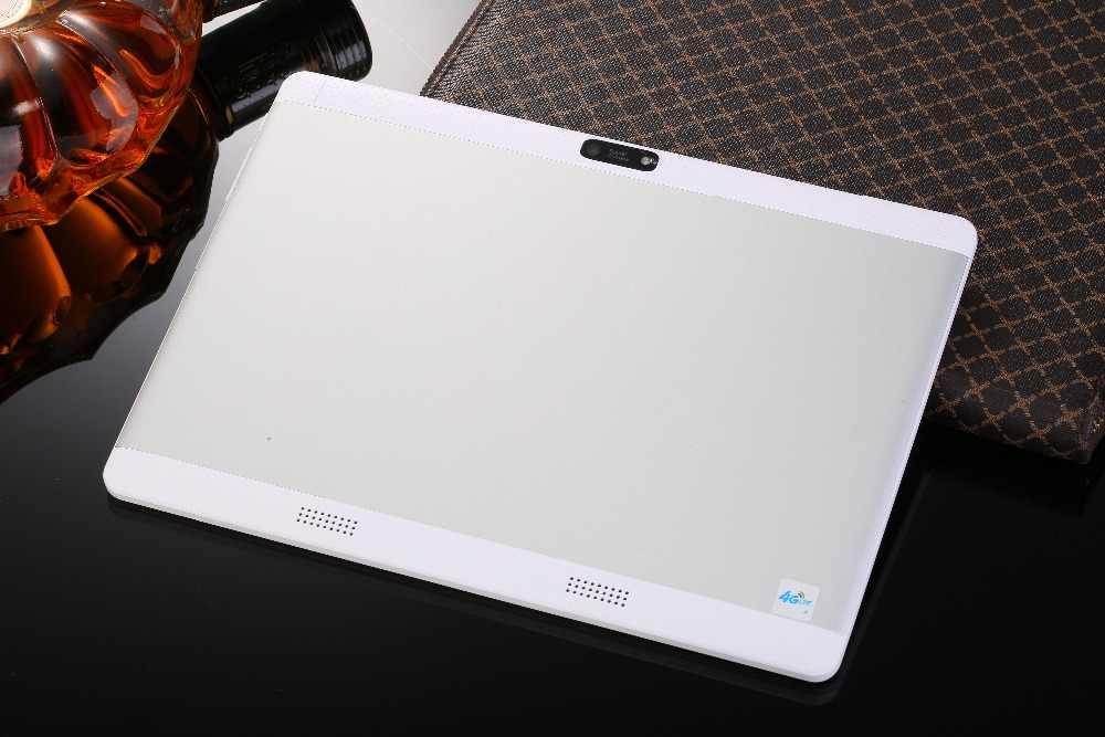 משלוח חינם את טבליות 10 אנדרואיד 9.0 10 ליבה 128 GB ROM Tablet 10.1 אינץ sim מחשב Google GPS bluetooth טלפון נייד 4G LTE 8MP