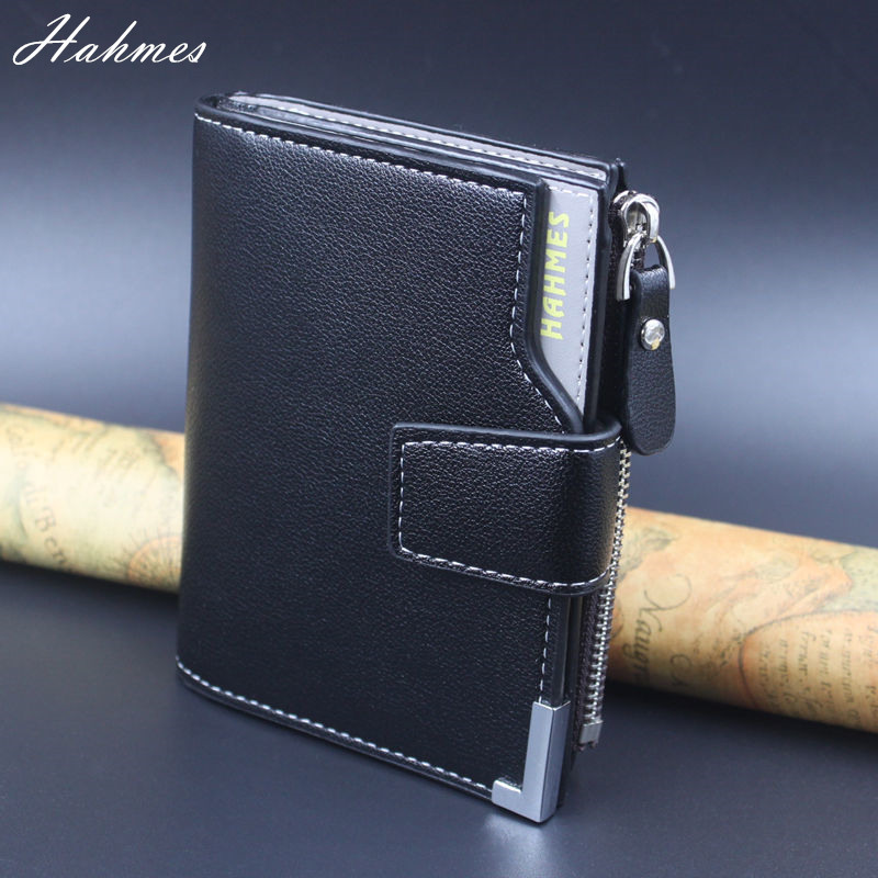 HOT men's leather Wallets men clutch leather zipper bag Coin Purse card holder male short wallet drop shipping high quality leather men s clutch wallets wholesale leather clutch bag zipper coin bag men big wallet wholesale drop shipping