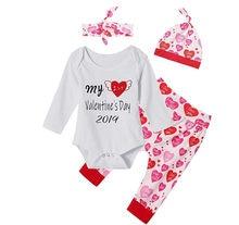 d772c7fb24ea Casual bebé recién nacido ropa de bebé niño niña carta mameluco de manga  larga Tops pantalones