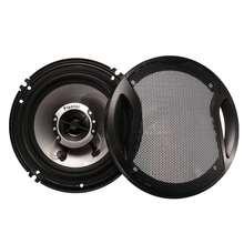 2pcs 6.5 Inch 400W Car Audio Speaker 4 W