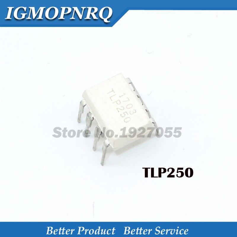 10PCS TLP250 DIP8 DIP DIP-8 New and Original IC