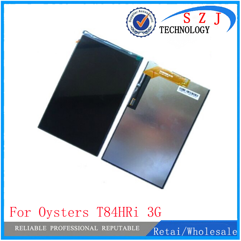 Подробнее о New 8'' inch LCD display Matrix For Tablet Oysters T84HRi 3G Inner LCD Screen Panel Glass Module Replacement Free Shipping new lcd display matrix for 10 1 oysters t102mr 3g tablet inner lcd screen panel lens glass module replacement free shipping