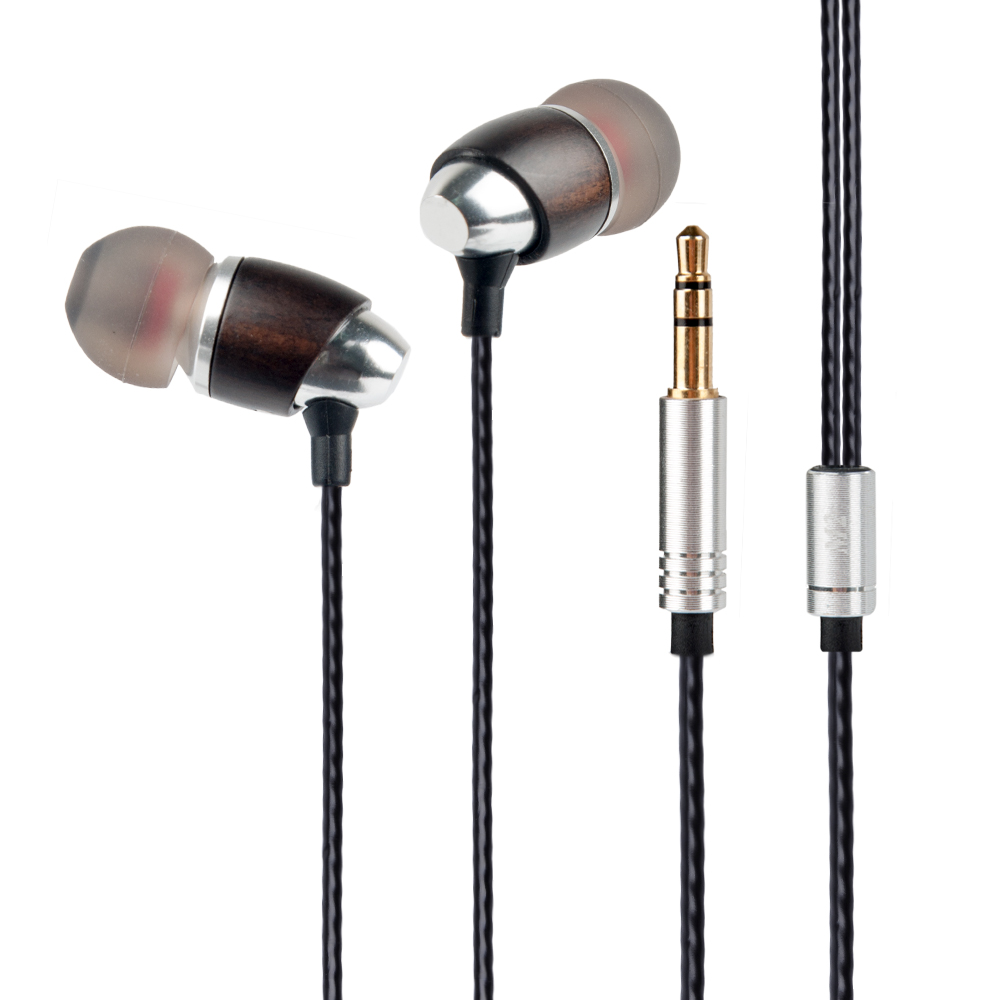 2017 New Wooeasy H1 Wooden In Ear Earphone Dynamic Wood Metal HiFi Ebony Earbuds With Carbon Fiber Diaphragm Technology taisser h h deafalla non wood forest products and poverty alleviation in semi arid region