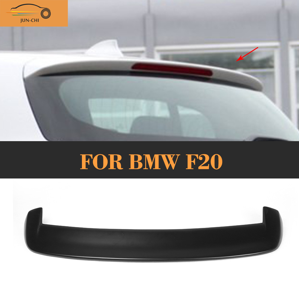 FRP Rear  Spoiler for BMW F20 Car Styling 3D style Auto Racing Car Tail Roof Trunk lip Wing