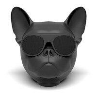New portable Aero bull dog Bulldog Bluetooth 4.1 wireless speaker stereo subwoofer speakerphone compatible TF card