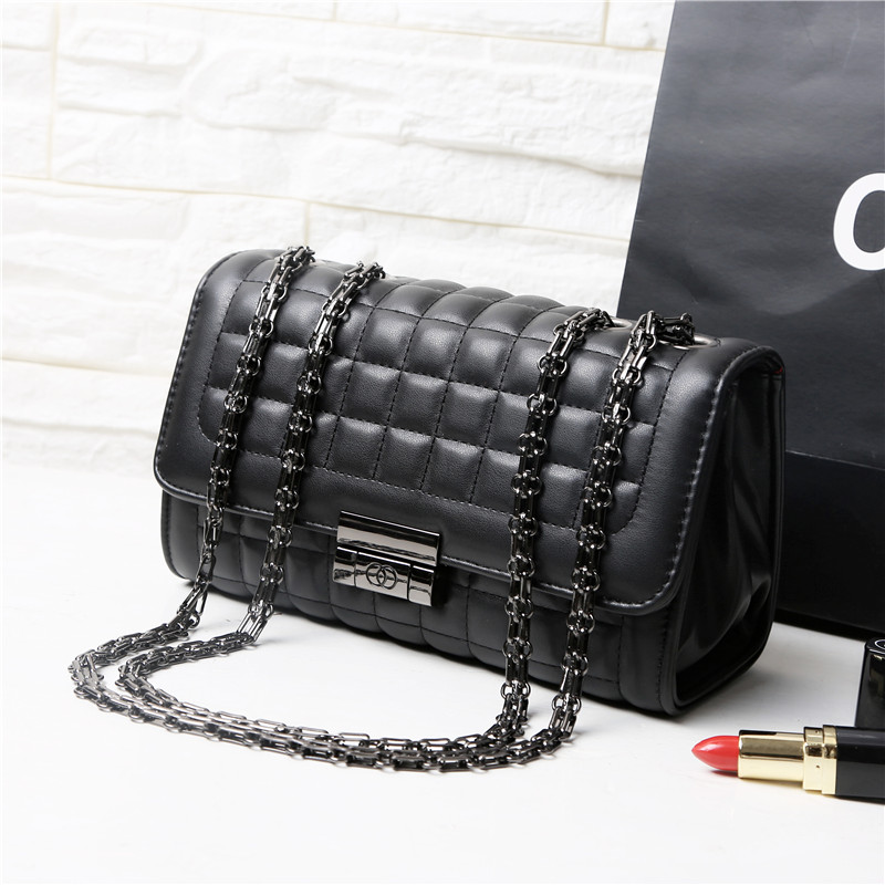 Women leather Shoulder bag Fashion Sac Chains luxury handbags gg bags designer ladies Tote Crossbody Top handle bag quilted