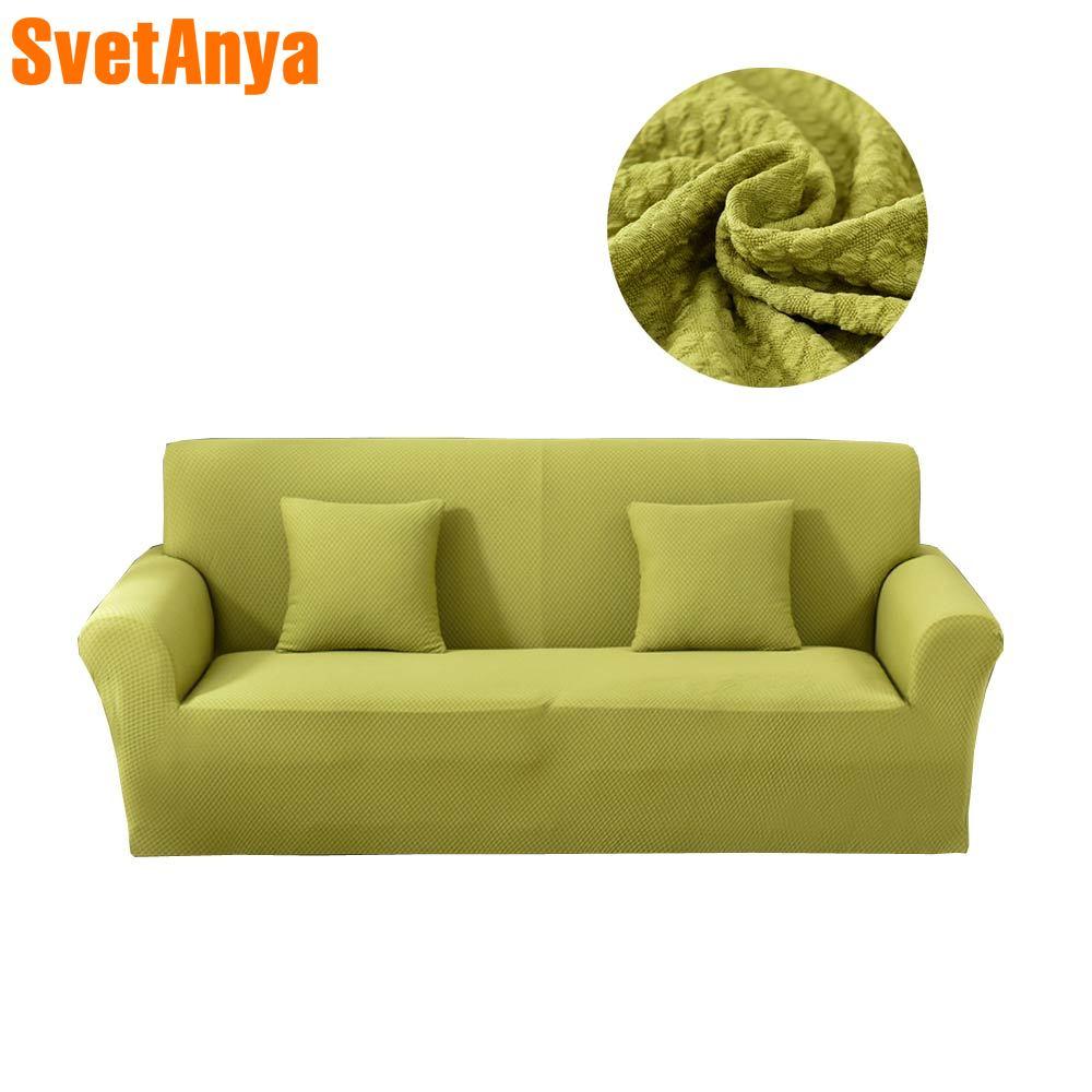 Tremendous Acheter 2018 Vert Simple Stretch Elastique Chaise Causeuse L Interior Design Ideas Gentotryabchikinfo