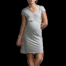 Купить с кэшбэком Maternity Pijamas Lace Bow Nursing Robe for Pregnancy V-neck 2019 Summer Breastfeeding Pajamas Pregnant Home Clothes Sleepwear