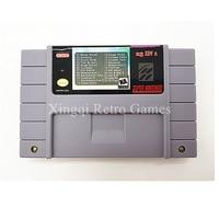 Super Nintendo SFC SNES 23 In 1 Video Game AM08 Cartridge Console Card US NTSC Version